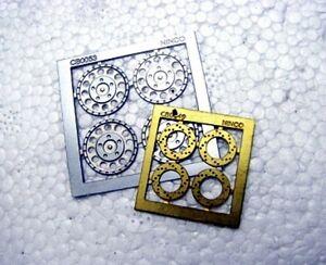 Ninco-80728-Enjoliveurs-Disques-et-Sturdy-T15-Slot-Prorace-Modelisme