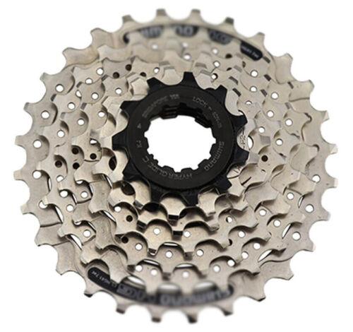 Für Shimano Fahrrad Kassette HG41 7 fach vernickelt 11-28Zahnkranz Steckkassette