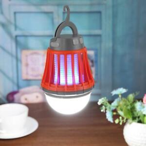 Solar-USB-Insektenfalle-Camping-Moskito-Muecken-Lampe-Insektenvernichter-Killer