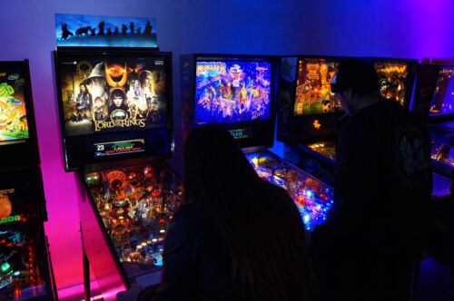- Pinball Accent LED MODE make your old machine look NEW and interesting AGAIN