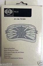 1 GENUINE SEBO Felix Vacuum Motor Protection Filter Part 7012ER