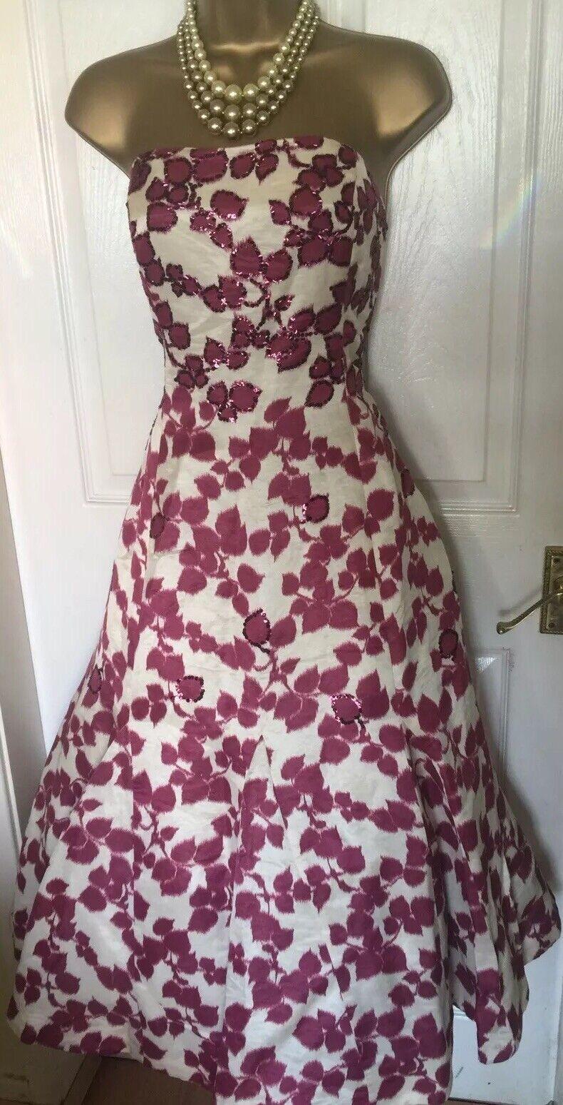 Fabulous Coast Occasion Party Dress Sz 10