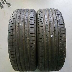 2x-Pirelli-P-Zero-Seal-Inside-245-35-R20-95Y-DOT-1417-6-5-mm-Sommerreifen