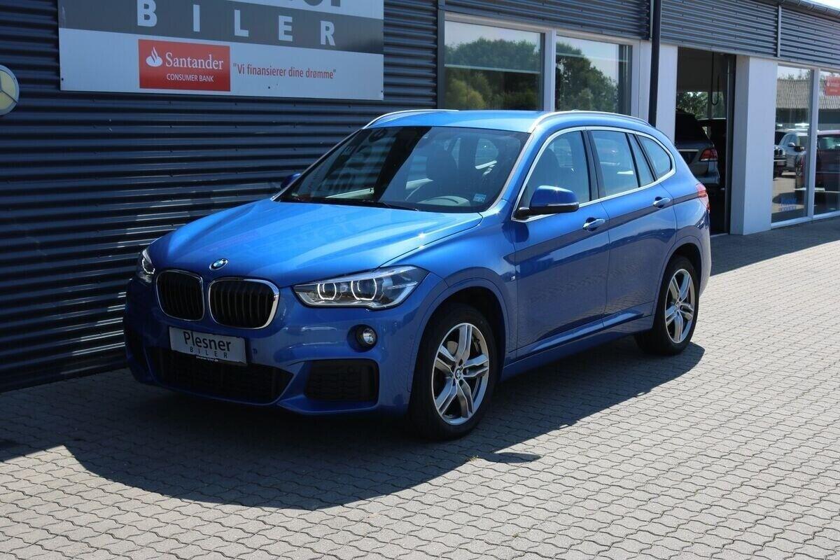 BMW X1 2,0 xDrive18d M-Sport aut. 5d