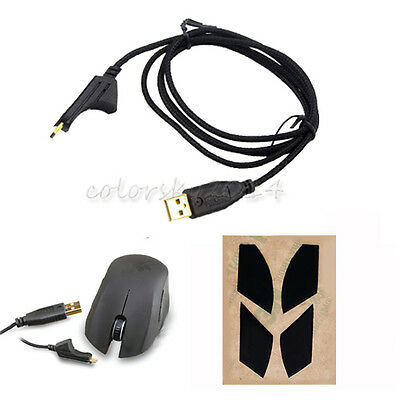 Razer USB Cable Mouse Feet for Razer Orochi Wireless Gaming Mouse Replacement