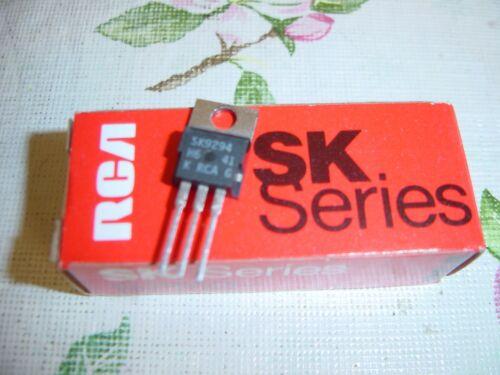 RCA SK9294 SCR 10A 600V TO220 REPL NTE5466 ECG5466 bc