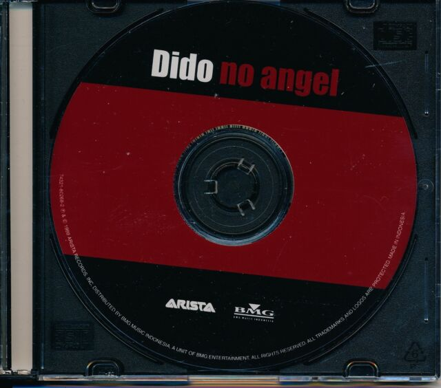 Dido No Angel cd only