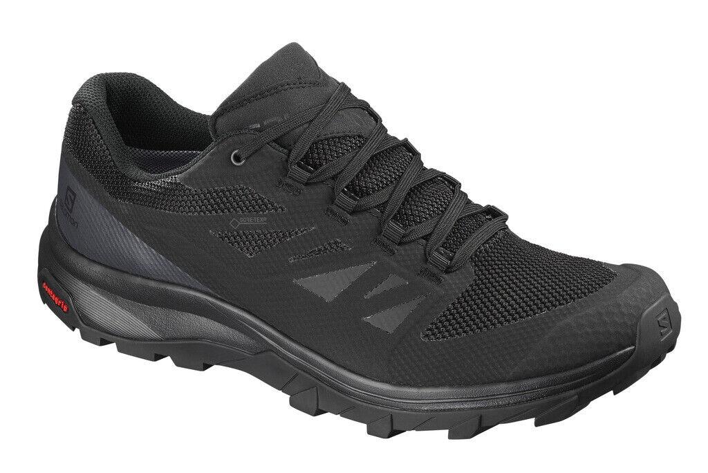 Salomon Outline GTX Hombre Zapato Al Aire Libre botas  de Montaña Ocio Corriendo  diseños exclusivos