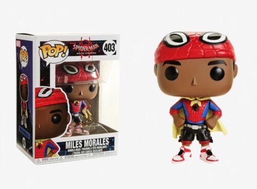 Miles Morales Vinyl Bobble-Head 33976 Funko Pop Spider-Man into the Spiderverse