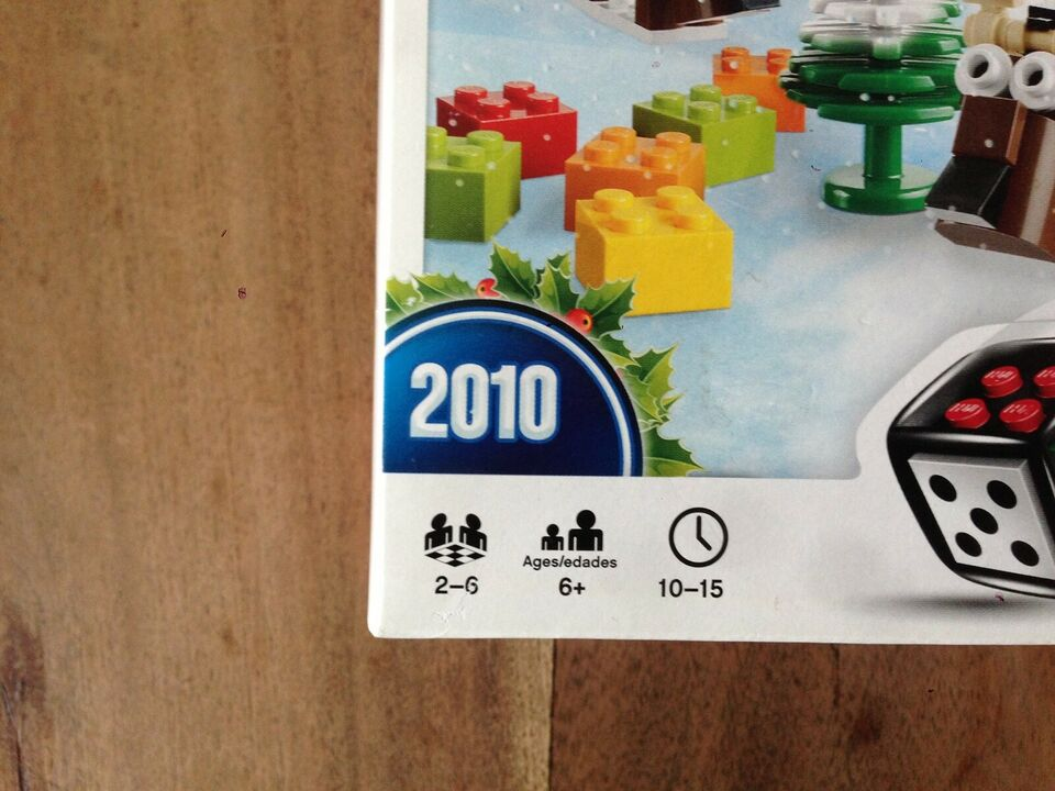 Lego Games, Happy Holidays - 2010 - a Christmas game