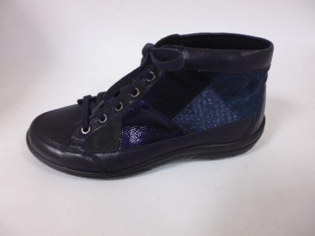 Semler talla 4,5 4,5 4,5 (37,5) zapatos schnürzapatos napa Marine  el precio más bajo