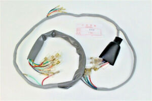 NEW-Honda-C50-Cub-NON-OEM-main-harness-Fits-6V-models-Direct-from-Japan