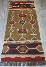 "Vintage Turkish Kilim Rug,Floor Rug,Runner Rug,Wool 30"" x 72"" Antique Rug,Carpet"