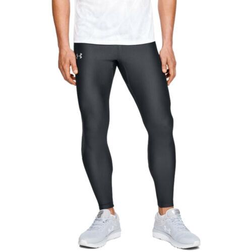 Under Armour Homme vitesse Stride Collants Bas Pantalon Gris-Sports