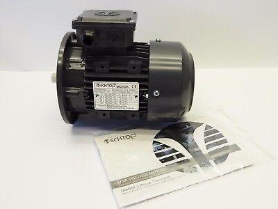 Techtop Ms 712 2 55 Kw 3 4 Hp 230 400v Electric Motor