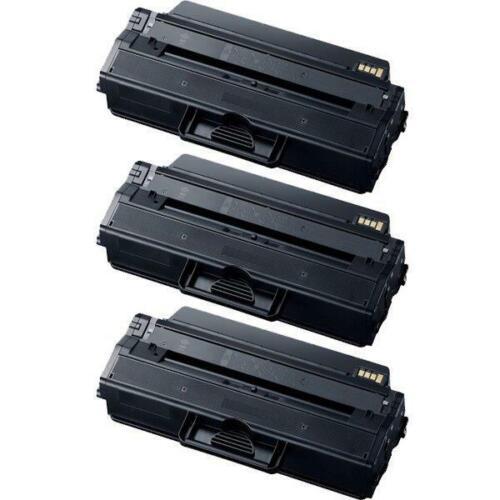 3 pk MLT-D115L Toner Cartridge for Samsung Xpress SL-M2620 SL-2820 Printer