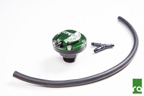 RADIUM Engineering Fuel Pulse Dampner 3//8 NPT FPD-R 3//8 NPT #20-0178