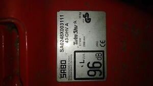 TONDEUSE SABO SA0248X //// BRIGGS STRATTON 110602-0118-E1 //// ARBRE CAME 694039