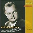 Peter Anders Recital (2009)
