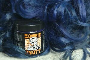 ZOMBIE-SNOTT-034-Ballistic-Blue-034-long-lasting-hair-color-to-DYE-for-4oz