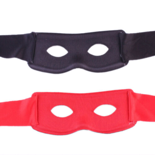 Bandit Zorro Masked Man Eye Mask for Theme Party Masquerade Costume Halloween *Y