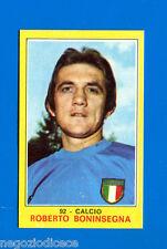 Figurina CAMPIONI DELLO SPORT 1970/71-n. 92 - BONINSEGNA - CALCIO -rec