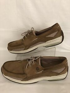 2e3f3a117b696 Dunham Rollbar Men's Boat Shoes Loafers Size 14D A New Balance Brand ...