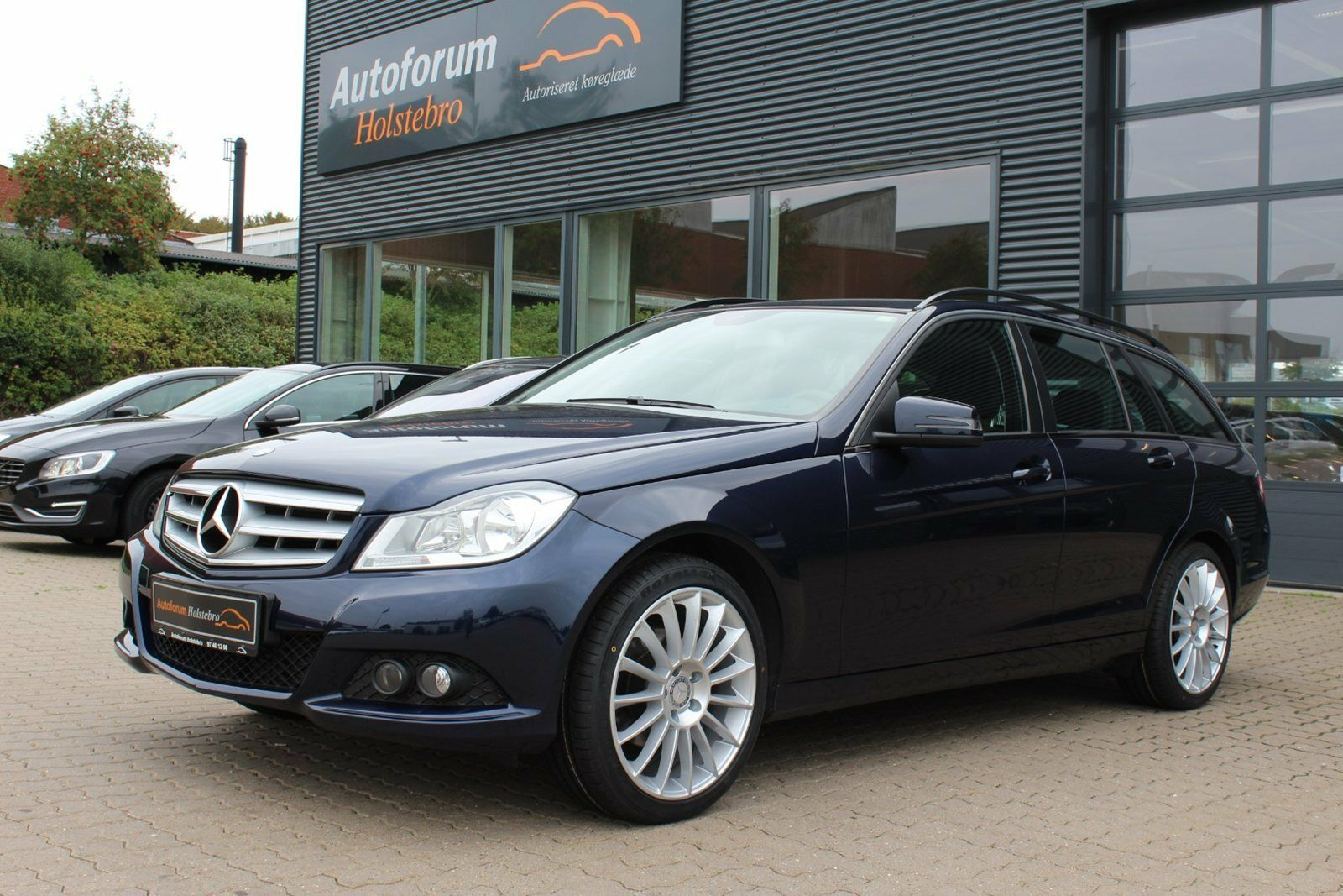 Mercedes C200 2,2 CDi stc. BE 5d - 219.800 kr.