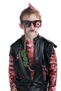 image is loading prosthetic eyeball glasses blood zombie droop gross halloween
