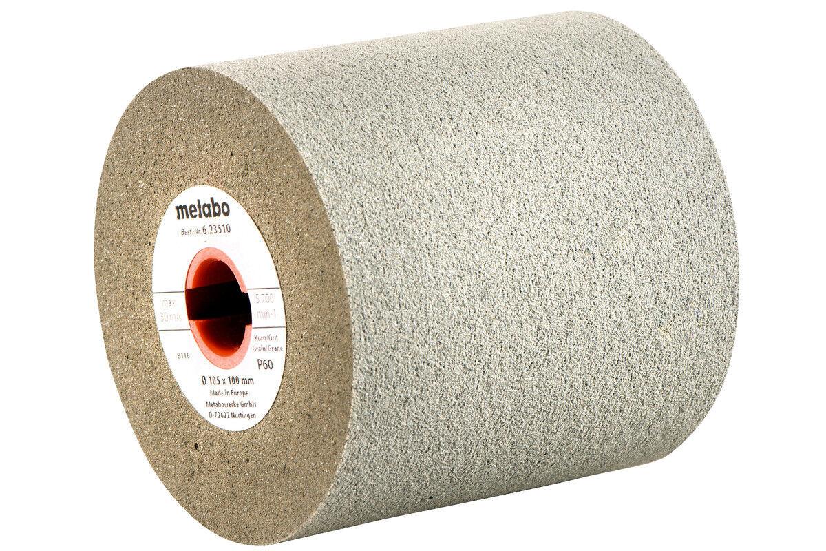 Metabo Gummi-Schleifrad 105x100 mm, P 60 - 623510000  OB