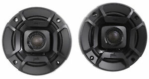 2-Polk-Audio-DB402-4-034-270-Watt-Car-Audio-Marine-ATV-Motorcycle-Boat-Speakers