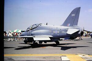 3-583-Hawker-Siddeley-Hawk-T-1A-Royal-Air-Force-XX280-Kodachrome-SLIDE