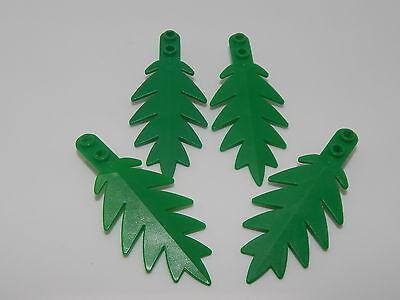 New LEGO Pearl Gold 8x3 Small Palm Tree Plant Leaf