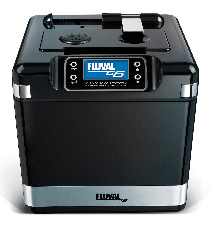 presentando tutte le ultime tendenze della moda FLUVAL g6 innovative Premium filtro esterno per fino a 600 600 600 LITRI ACQUARI  qualità di prima classe