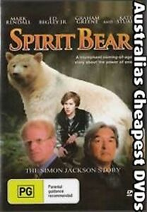 Spirit-Bear-DVD-NEW-FREE-POSTAGE-WITHIN-AUSTRALIA-ALL-REGION