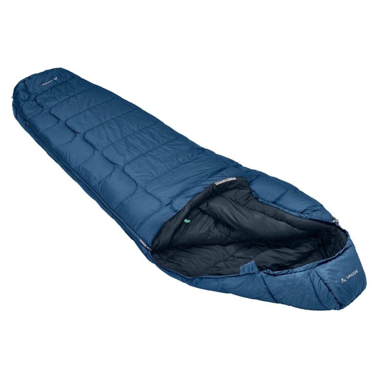 Vaude Sioux 400 SYN saco de dormir azul