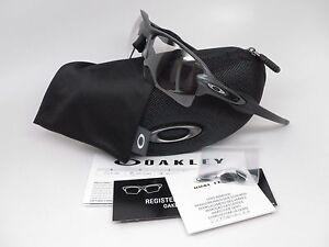 6de7db0a25 Oakley Flak 2.0 XL OO9188-16 Steel w Clear Black Iridium ...