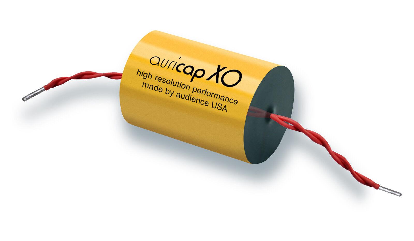 Kühlschranklampe Led : 1 pair auricap xo capacitor 10% 200 600v audience av made in usa