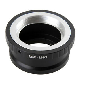 1Pc-M42-Lens-to-Micro-4-3-M4-3-Adapter-EP1-EP3-EPL1-EPL2-EPL3-G1-GF1-GH1-M42-M43