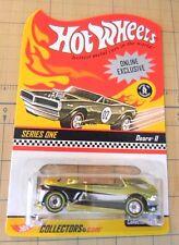 2001 HWC Hot Wheels Club Series one Deora II  #004 online exclusive 01109/10,000