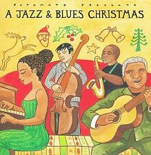 Putumayo Presents: Jazz & Blues Christmas by Various Artists (CD, Oct-2008, Putumayo)