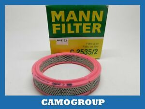 Air Filter Mann Filter For FIAT 131 Regata Ritmo One C2535/2 4402070