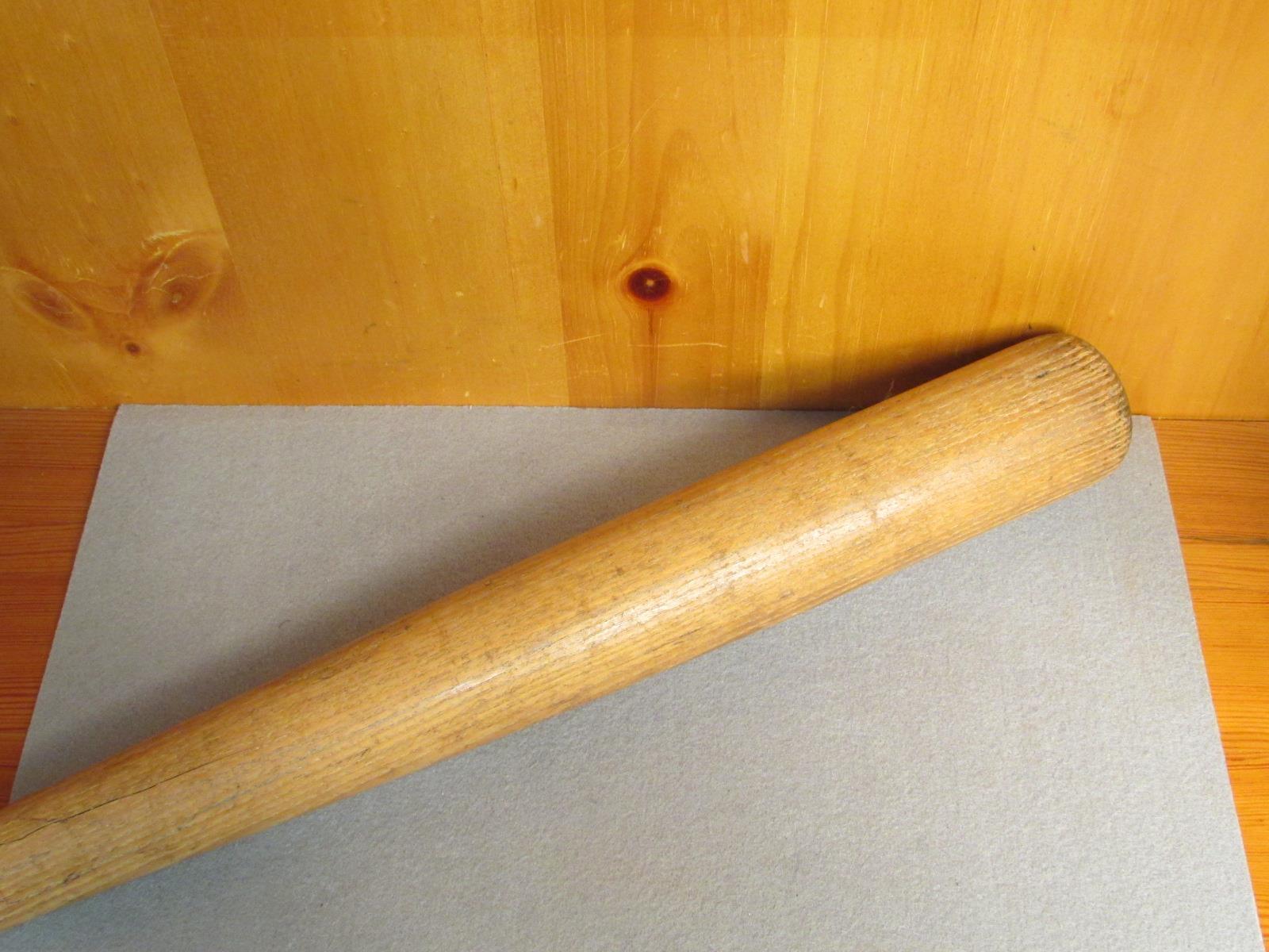 Vintage Joseph Kren Special Holz Holz Special Baseball Schläger Ryan Stil 88.9cm Syracuse, Ny 67df98