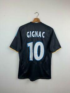 "Maillot Football Olympique De Marseille Vintage Foot Shirt ""Gignac"" 2009-2010"