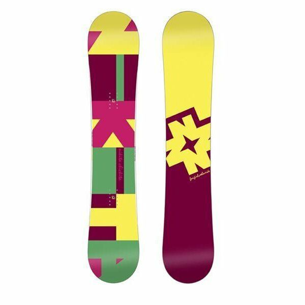 Nikita damen´s Chickita 147 cm all Mountain Snowboard der EXTRAKLASSE