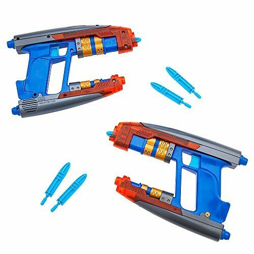 NEW Marvel Star Lord Element Blasters  Avengers  Infinity War FREE SHIPPING