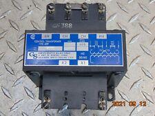 Hevi Duty W250 250kva Transformer Type Sbw Pri240480v Sec 120v