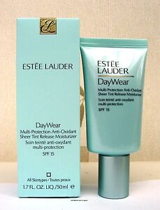 Estee Lauder Daywear Sheer Tint Moisturizer S P F 15 Bnib 50ml Ebay