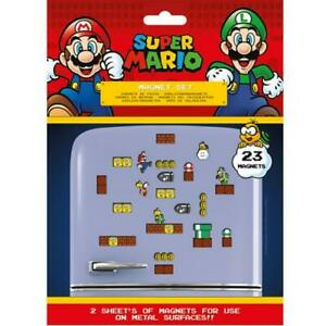 Super-Mario-Fridge-Magnet-Set-Official-Licensed-Product