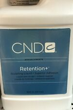CND RETENTION+ SCULPTING LIQUID 64oz/1894ml SUPERIOR ADHESION *PRIMERLESS*